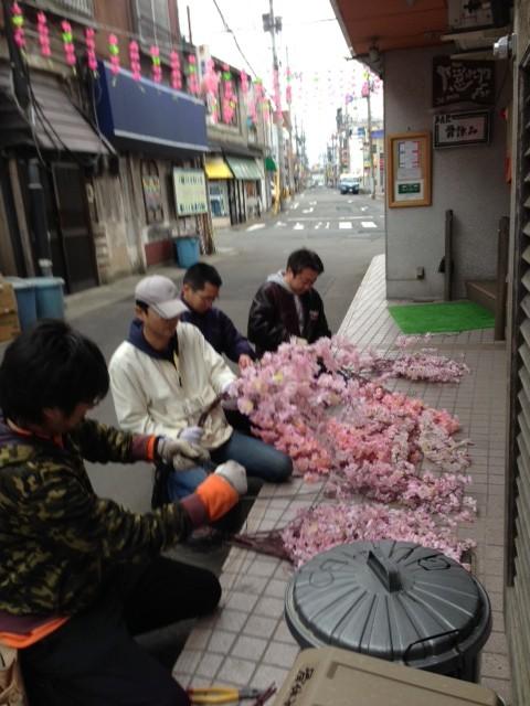 桜飾り02
